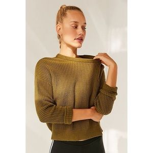 Urban Outfitters Andi Pull Over Crewneck Sweater